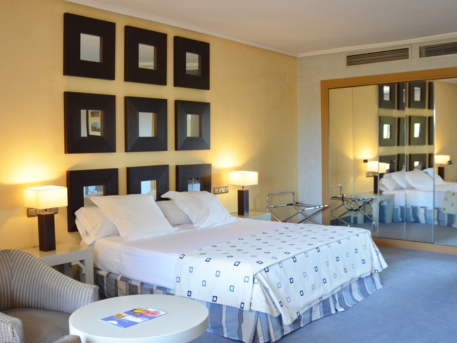 Suite hotel beatriz toledo auditorium & spa
