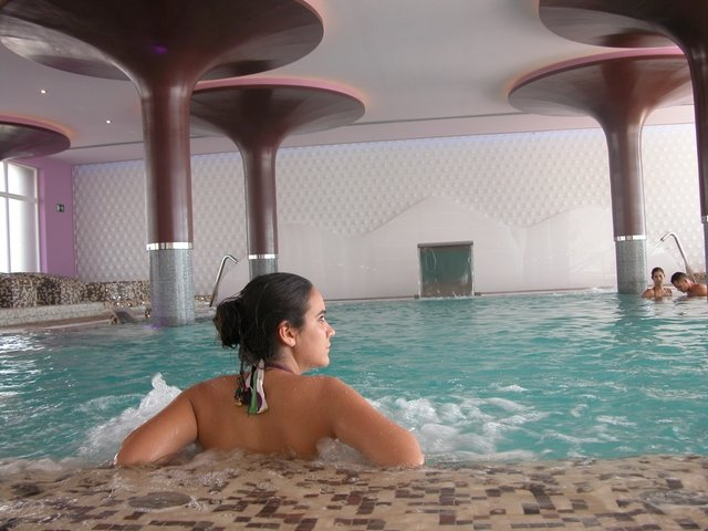 Spa & wellness center hotel beatriz albacete & spa
