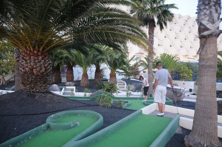 Activities hotel beatriz costa & spa lanzarote