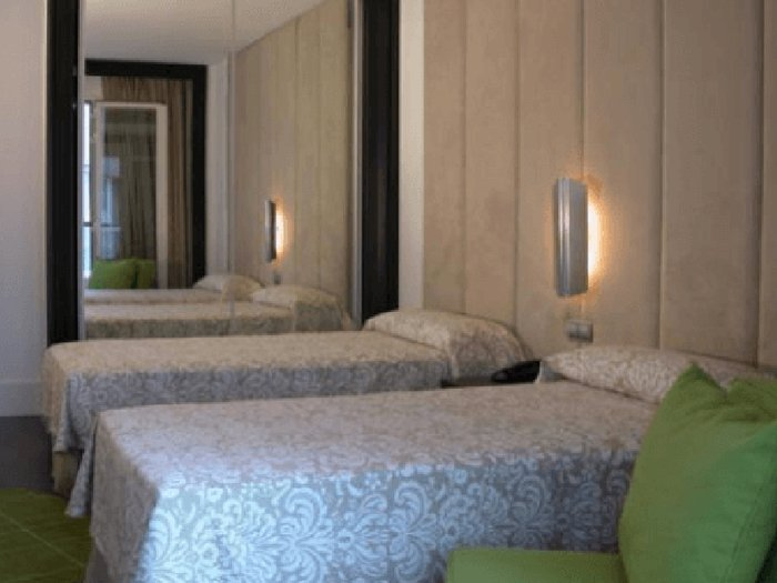 Adapted room hotel beatriz albacete & spa