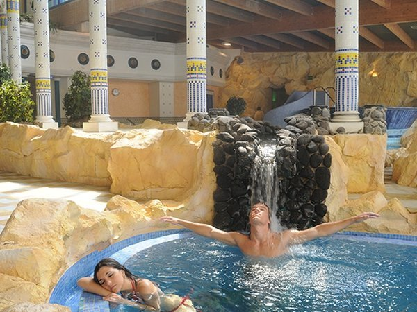 Spa installations hotel beatriz costa & spa lanzarote