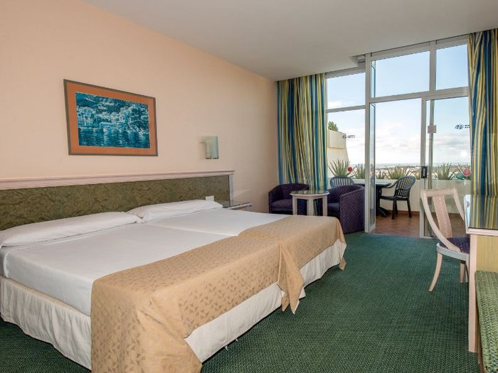 Double room hotel beatriz costa & spa lanzarote