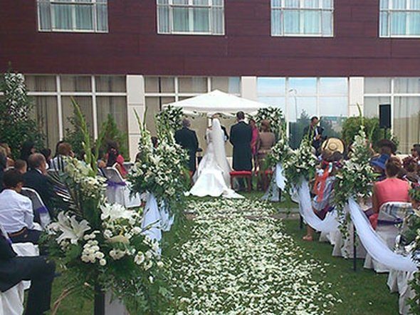 Wedding venues hotel beatriz albacete & spa