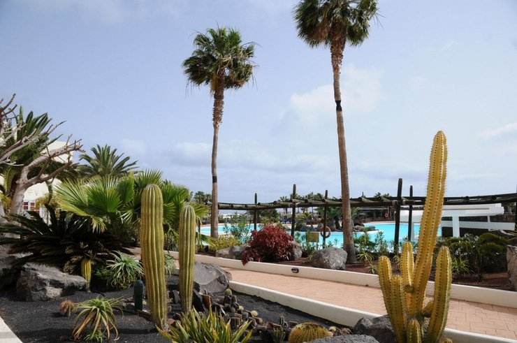 Las falapas pool restaurant hotel beatriz costa & spa lanzarote