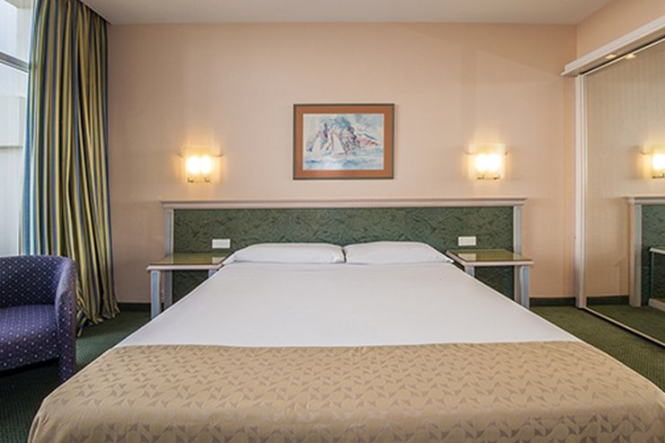 Double room single use hotel beatriz costa & spa lanzarote