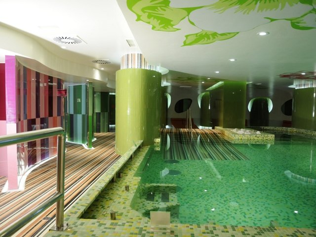 Hydrothermal circuit hotel beatriz playa & spa lanzarote