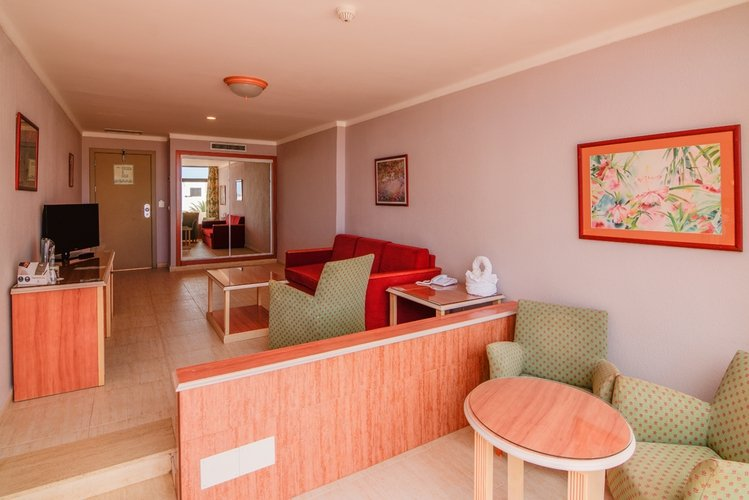 Junior suite hotel beatriz playa & spa lanzarote
