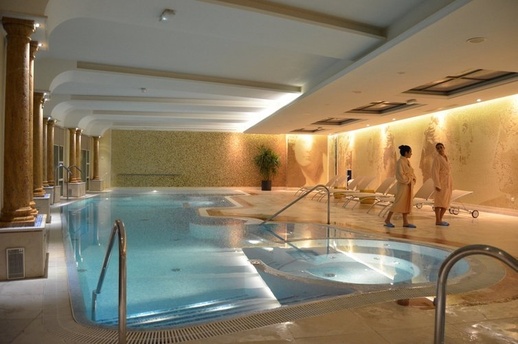 Spa hotel beatriz toledo auditorium & spa