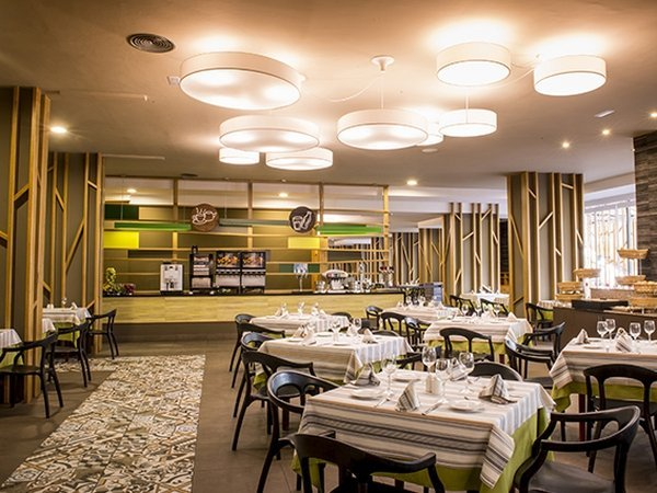 Hauptrestaurant Beatriz Hoteles