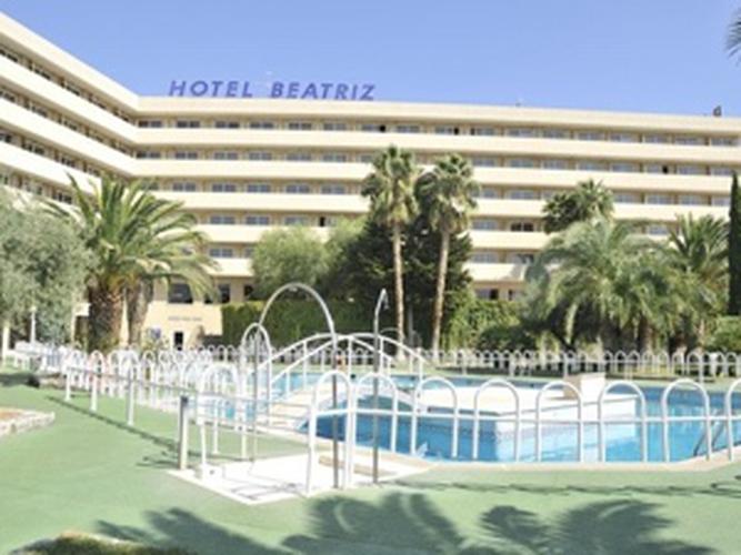 Hotel Beatriz Toledo Auditoriu Beatriz Hoteles