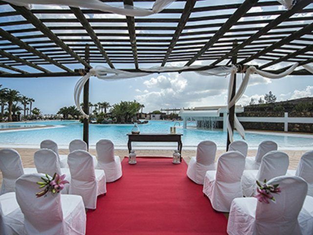 WEDDING VENUES Hotel Beatriz Costa & Spa Lanzarote