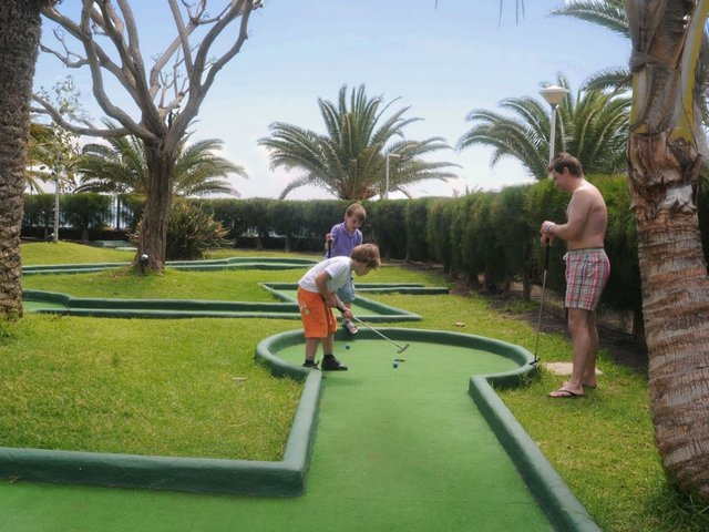 Sports and entertainment for all hotel beatriz playa & spa lanzarote