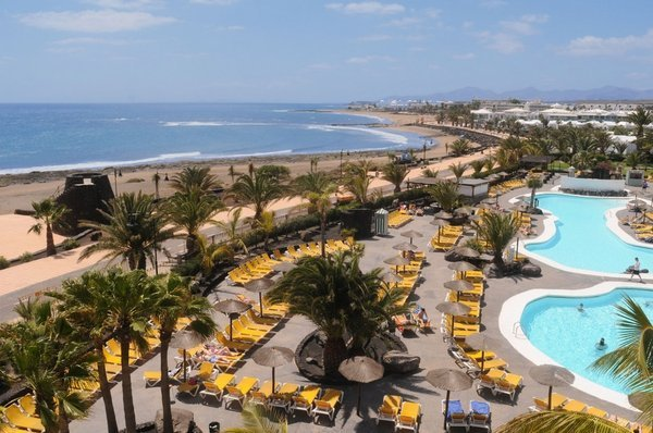 Pool Hotel Beatriz Playa & Spa en Lanzarote