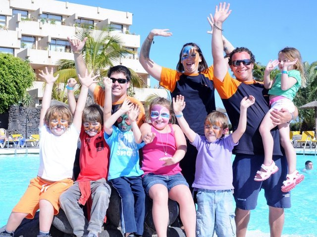 Children's miniclub hotel beatriz playa & spa lanzarote